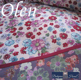 ベッドスプレッド オーレン Olen サイズ:シングル180×270cm ダブル230×270cm ベッドスプレッドハウス BedspreaD HousE