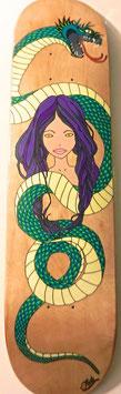Snake Girl Board