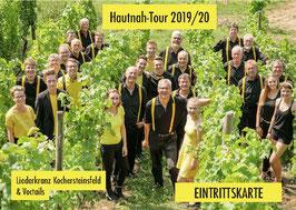 4. März 2020 - Hautnah-Tour: Brettach Mühle