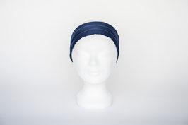 Haarband einfach, blau