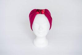 Stirnband pink