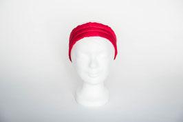 Haarband einfach, rot