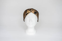 Haarband doppelt, Tiger
