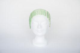 Haarband einfach, grün