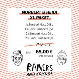 NORBERT & HEIDI XL PAKET