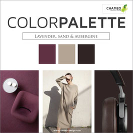 10  unique 'ELEGANT' COLOR COMBINATION PALETTES