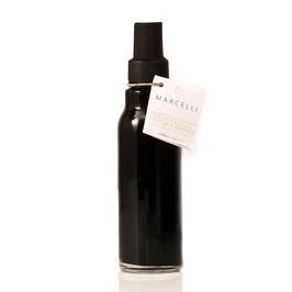 Condimento a base di aceto balsamico aromatizzato al tartufo nero