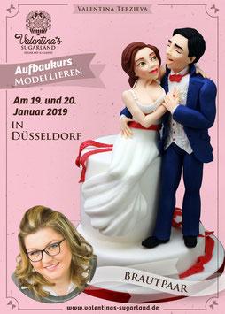 Aufbaukurs Brautpaar