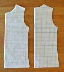 Bestaande t-shirt kopieren en naaien