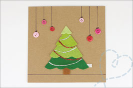 Kerstkaarten maken