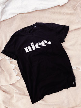 t- shirt   NICE. black