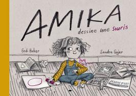 Amika dessine une souris