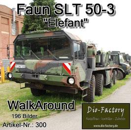 """Faun SLT 50-3 """"Elefant"""""""
