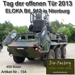 Eloka-Bataillon 912 in Nienburg 2013