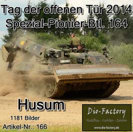 SpezPiBtl. 164 in Husum 2014
