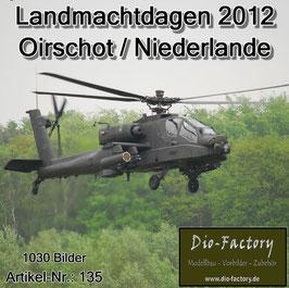 """""""Landmachtdagen"""" in Oirschot 2012"""