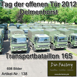 Transportbataillon 165 in Delmenhorst - 2012