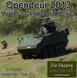 Opendeur Marche-en-Famenne / Belgien - 2013