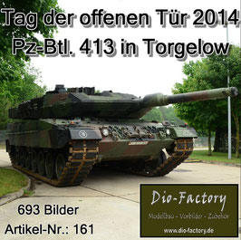 Panzerbataillon 413 in Torgelow 2014