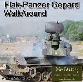 Gepard Flakpanzer