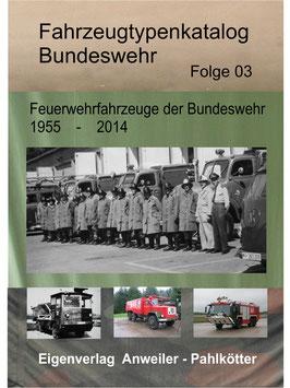 Feuerwehrfahrzeuge der Bundeswehr - Publikation