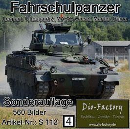 Fahrschulpanzer der Bundeswehr