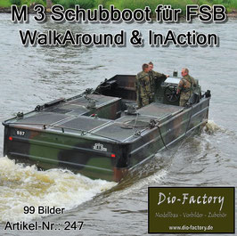 M 3 Schubboot