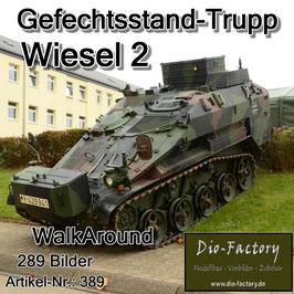 Wiesel 2 Gefechtsstand-Trupp