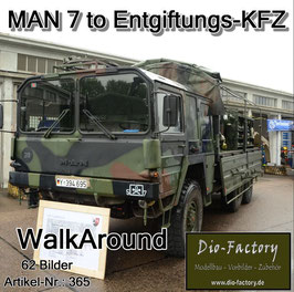 MAN 7 to. gl. ABC-Entgiftungs-KFZ