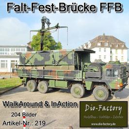 Faltfestbrücke - FFB