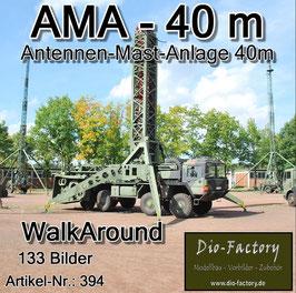 AMA Antennen-Mast-Anlage 40 m