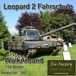 Leopard 2 Fahrschule
