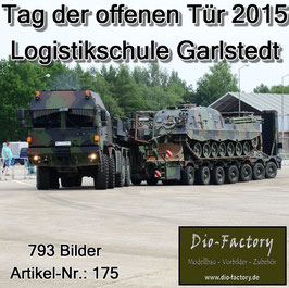 Logistikschule der Bundeswehr in Garlstedt 2015