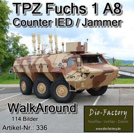 TPZ Fuchs 1 A8 Eloka - Counter IED / Jammer