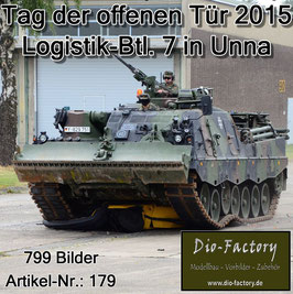 Logistik-Btl. 7 in Unna 2015