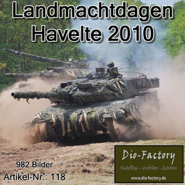 """Landmachtdagen"" in Havelte 2010"