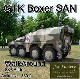 GTK Boxer Sanitätsausführung