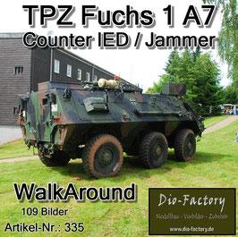 TPZ Fuchs 1 A7 Eloka - Counter IED / Jammer