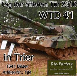 Wehrtechnische Dienststelle 41 in Trier 2016