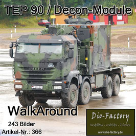 TEP 90 incl. Decon Module