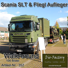 Scania R 640Schwerlasttransporter