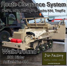 Route Clearance System - Bundeswehr