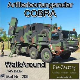 Artillerieortungsradar COBRA