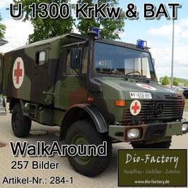 Unimog U 1300 KrKw & BAT