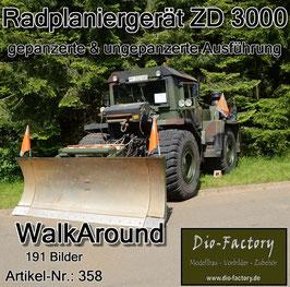 Radplaniergerät Zettelmeyer ZD 3000