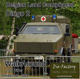 Dingo 2 der Belgian Land Component