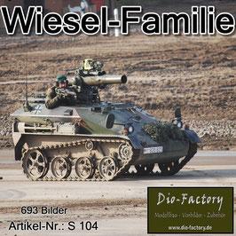 Wiesel-Familie - SONDERAUFLAGE