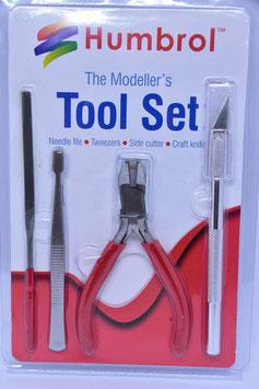 Modellbau Werkzeug Starter Set von Humbrol