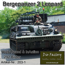 Bergepanzer 2 Leopard