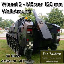 Wiesel 2 - Mörser 120 mm